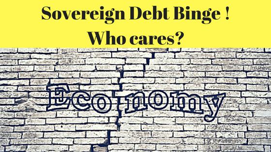 A debt laiden economy(3)