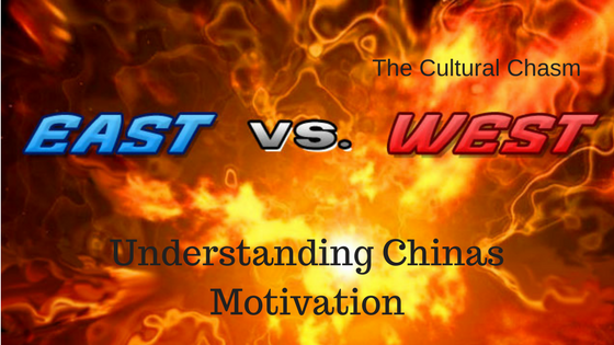 Understanding Chinas Motivation