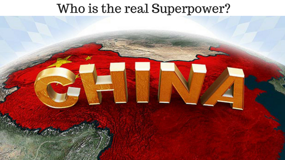 China The real Super Power