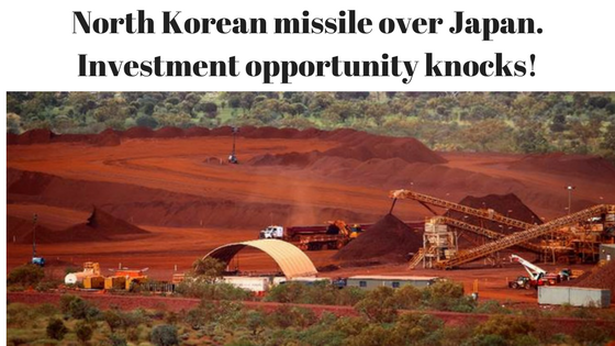 Missile Investment Opportunities