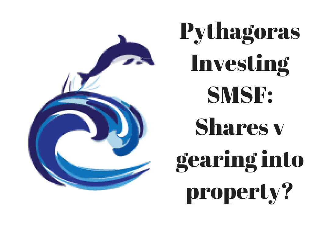 Invest in shares v gear into property