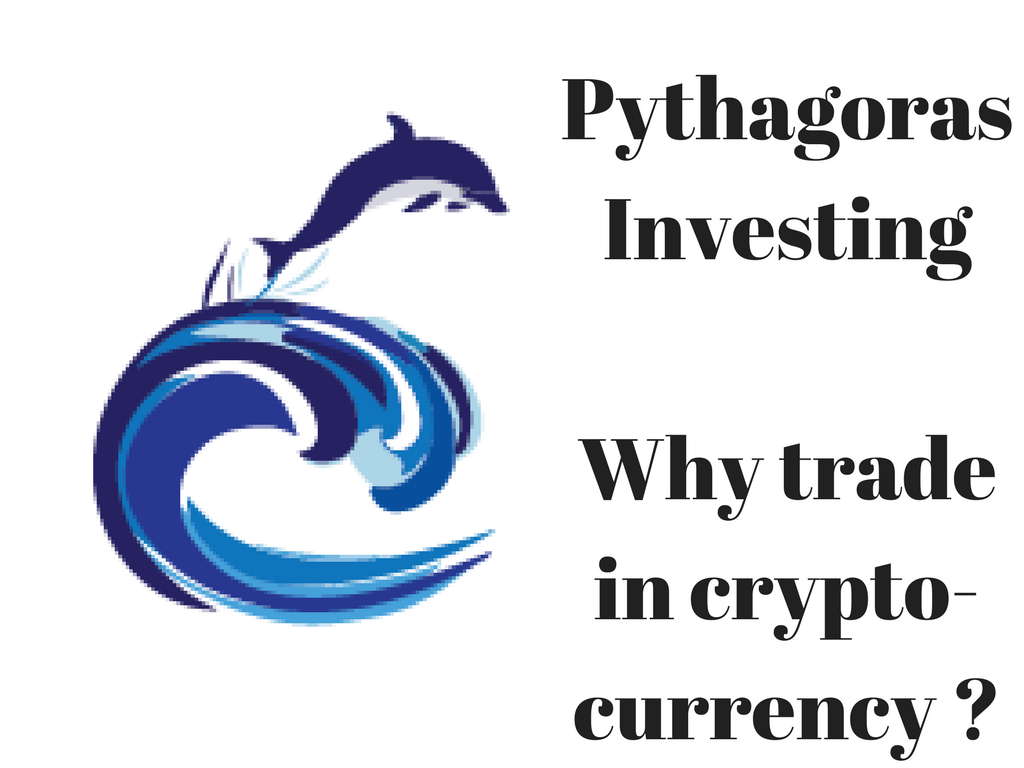 Why trade in crypto-currency _